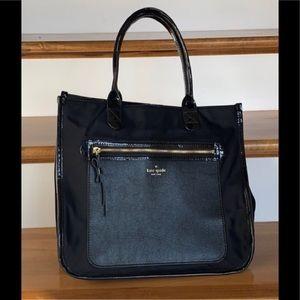 ♠️ Kate Spade Black tote/handbag ♠️
